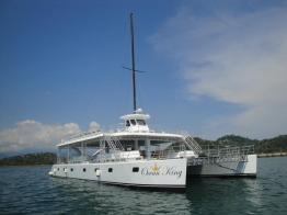 Manuel Antonio Catamaran Ocean King (1)