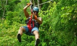 Canopy en Jaco