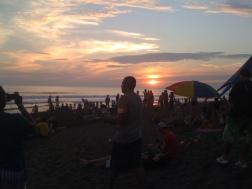 Tarde de Toneo de Surf desde Playa Hermosa, Jaco