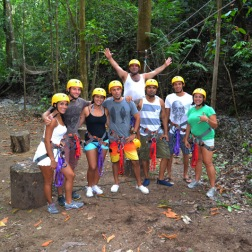 Staff y amigos de Costa Rica Holiday Rentals