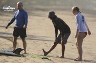 lecciones de surf Jaco