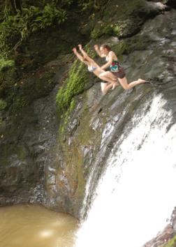 Tour de Cataratas en Jaco