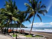 Playa Jaco, Calle Morales