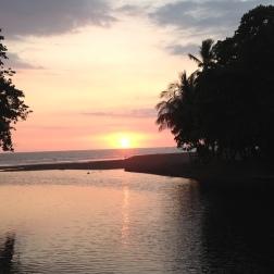 Playa Jaco estero